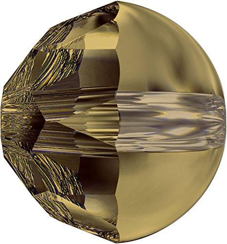 Swarovski Kristalle 1184334 Kristallperlen 5026 MM 6,0 Crystal BRONZSHADE, 288 Stück