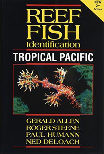 Reef Fish Identification: Tropical Pacific por Paul Humann