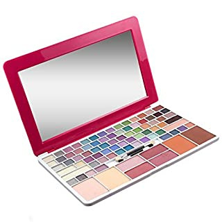 Make-Up Book Pro Deluxe Cosmetics Set by Expressions Girl