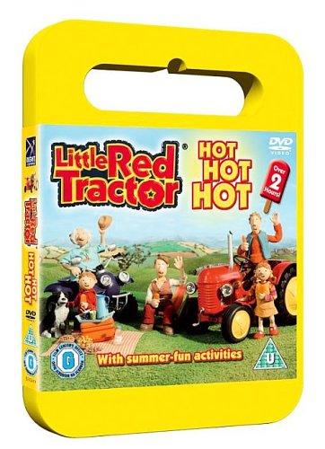 The Little Red Tractor Hot Hot Hot! [Edizione: Regno Unito]