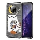 Stuart Davis Custodia per Huawei Mate 30 /Custodia per Cellulare Belle Arti/Stampa giclée a Livello UV sulla Cover del Telefono Cellulare(Davis Sal Shaker)