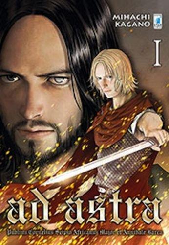 AD ASTRA 1 manga in italiano novità 2014