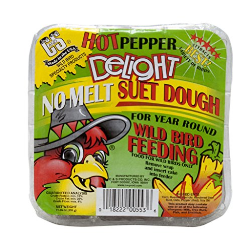 13.5 oz. Hot Pepper Delight/Dough +Frt -
