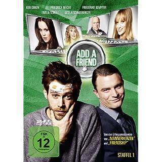 Add a Friend - Staffel 1 [2 DVDs]