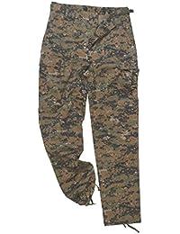 US Feldhose Typ BDU dig.woodl