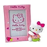 Produkt-Bild: Hello Kitty Fotorahmen mit Plüschfigur