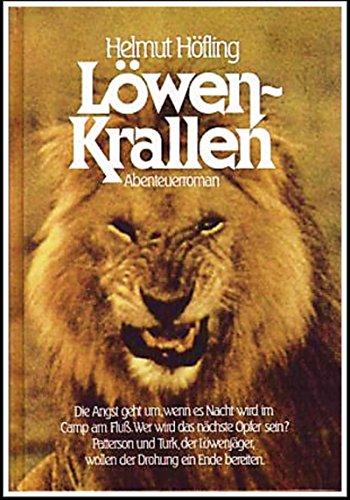 Löwenkrallen: Abenteuerroman