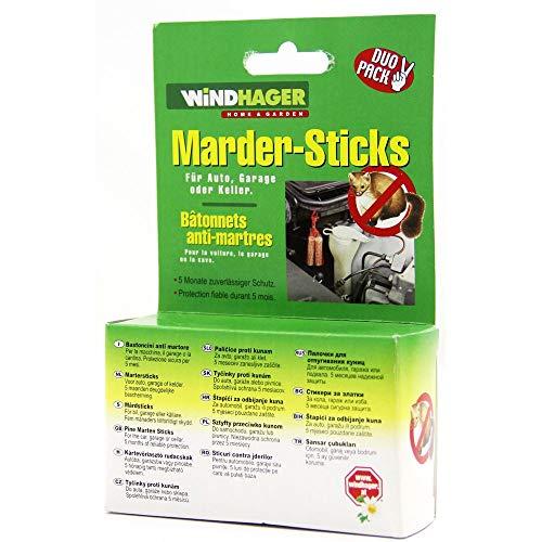 Windhager Marder Sticks 2 Stk.
