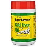 Super Solvitax Pure Cod Liver Oil Capsules, 90 Tablets