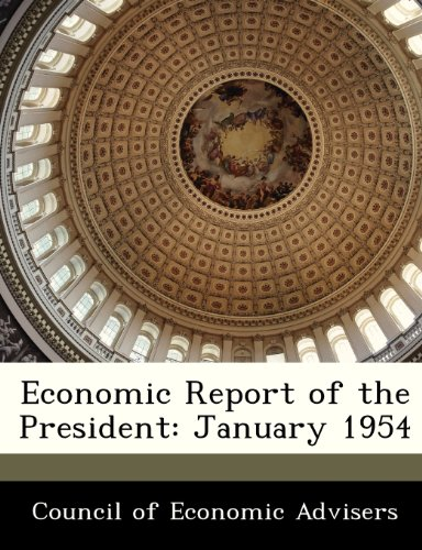 Economic Report of the President: January 1954