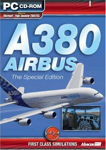 Preisvergleich Produktbild Flight Simulator 2004 - Airbus A380 - Special Edition