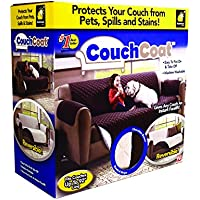 Couch Coat - Convenient Reversible Sofa Cover by BulbHead