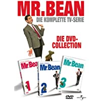 Mr. Bean - Die komplette TV-Serie: Die DVD Collection