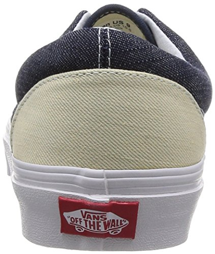 Vans U ERA  (Denim Mix), Unisex-Erwachsene Sneaker Blau (Bleu (Dress Blues/True White))