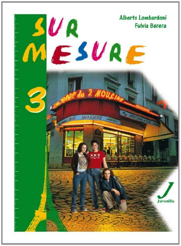 Sur mesure. L'essentiel d'Enjeu. Per la scuola media. Con CD Audio: 3