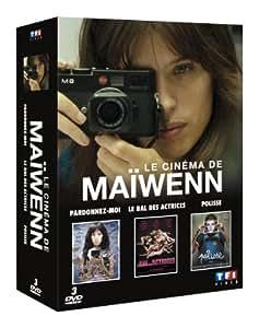 Cinéma de Maïwenn - Coffret - Polisse + Le bal des actrices + Pardonnez-moi