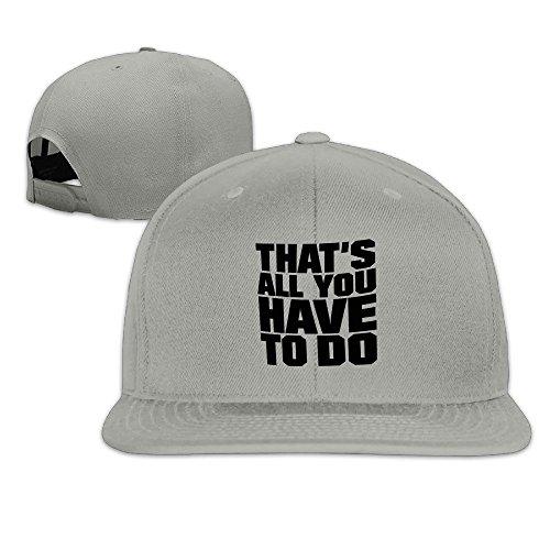 thna-ecco-tutto-quello-che-devi-fare-logo-baseball-regolabile-fashion-ash-taglia-unica