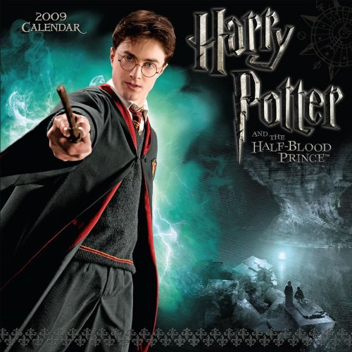 Click for larger image of Harry Potter and the Half-Blood Prince Calendar