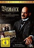 Bismarck - Der komplette 3-Teiler mit Starbesetzung über das Leben des EISERNEN KANZLERS (Pidax Historien-Klassiker) [2 DVDs] [Alemania]