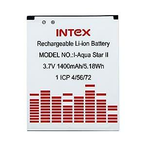 Intex Aqua Star 2 Battey Original By First 4