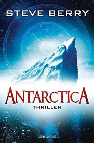 Antarctica: Thriller (Cotton Malone 4)