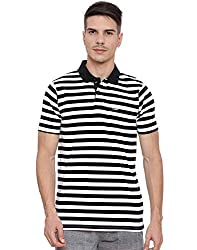 Proline Mens Black Polo (PC13824BK)