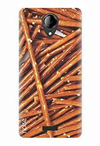Noise Choc Sticks Printed Cover for Micromax Canvas Pace 4G Q416