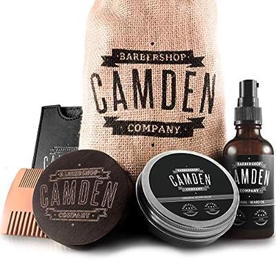 Camden Barbershop Company Deluxe