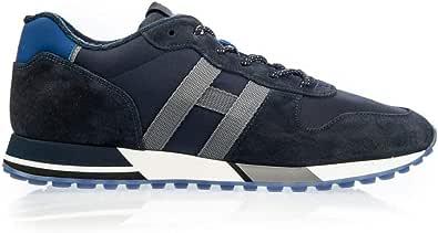 Hogan Hxm3830an51n4x50c5 Sneaker Lacci, 6.5, Blu