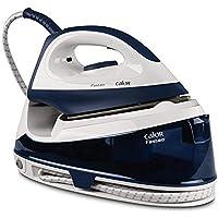 Calor SV6035C0 Centrale Vapeur Sans Cuve Haute Pression Fasteo 5,2 bars Effet Pressing jusqu'à 200g/min Mode Eco…