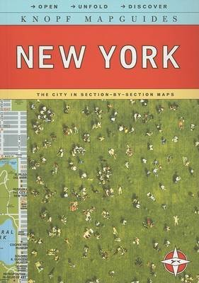 [New York] (By: Knopf Mapguides) [published: May, 2014] - New York Mapguide