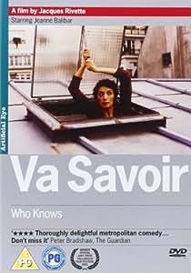 Va Savoir (Who Knows?) [Import anglais]