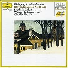 Mozart : Concertos pour piano n° 20 et n° 21
