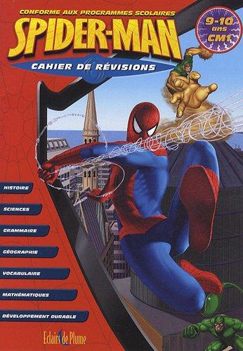 Cahier de Révision Spiderman CM1