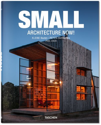 Buchseite und Rezensionen zu 'Architecture Now! Small is Beautiful' von Philip Jodidio