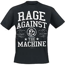 Rage Against The Machine College T-Shirt schwarz