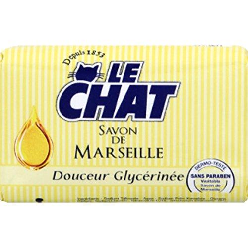 le chat Savon de Marseille, douceur glycérinée ( Prix Unitaire ) - Envoi Rapide Et Soignée