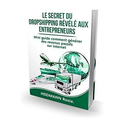 Dropshipping: le secret  révélé aux entrepreneurs: Mini guide comment générer des revenus passifs sur internet