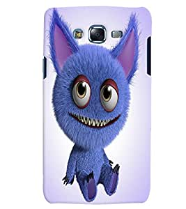 GADGET LOOKS PRINTED BACK COVER FOR Samsung Galaxy J7 MULTICOLOR