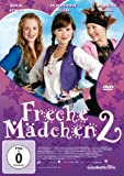 DVD Cover 'Freche Mädchen 2
