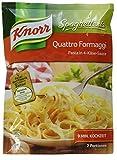 Knorr Spaghetteria Quattro Formaggi Nudel-Fertiggericht 2 Portionen (5 x 500 ml)