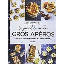 Le grand livre des gros apéros: 180 recettes créatives pour apéros festifs