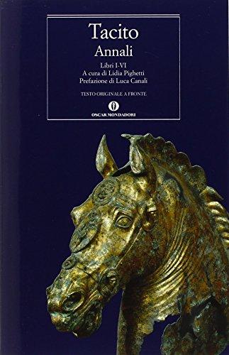 Annali, Libri I-VI, Volume 1