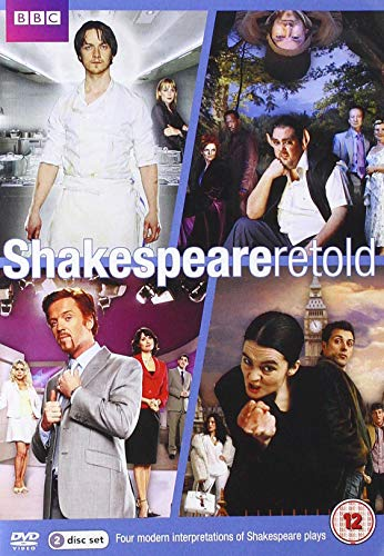 Shakespeare Retold [2 DVDs] [UK Import]