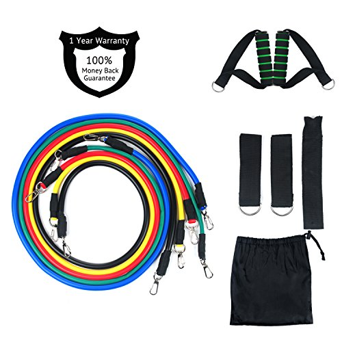 Resistance Bands, Chnano – Exercise Bands