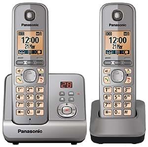 Panasonic KX-TG6722EM DECT Phone