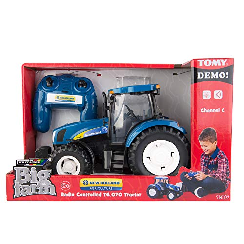 RC New Holland Traktor - 8