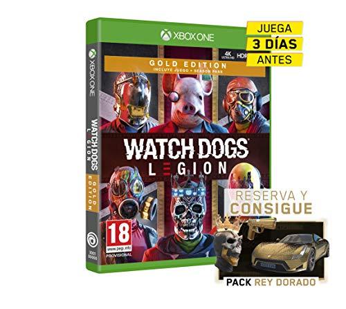 Watch Dogs Legion - Gold Edition