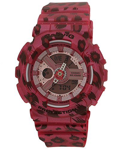 Casio Damas Watch Baby-G Reloj BA-110LP-4A