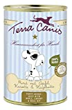 Terra Canis Welpe Rind, 400g Dose (6 Pack)